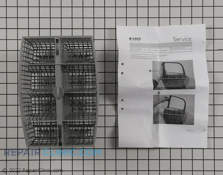 Silverware Basket 8801239-77 Alternate Product View