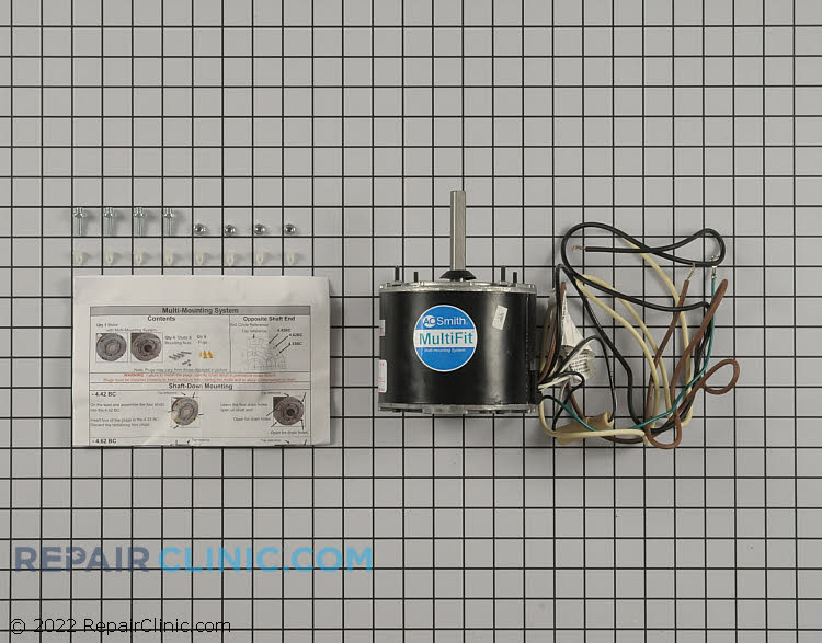 Blower Motor 9722            Alternate Product View