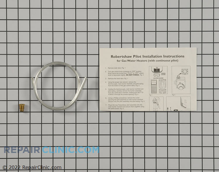 Gas Tube or Connector 9002984015      Alternate Product View