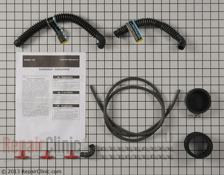 Hose 324806-755 Alternate Product View