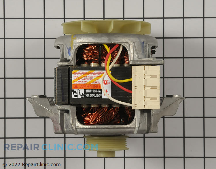 Drive Motor WPW10249629 Alternate Product View