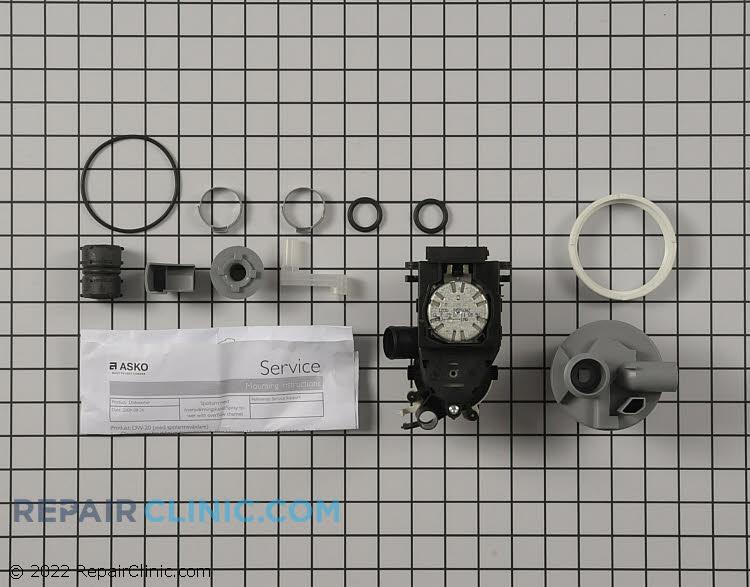 Diverter valve 8801389 Alternate Product View