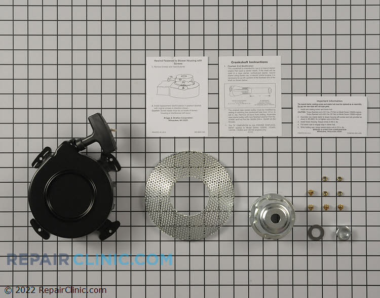 Recoil Starter 693900          Alternate Product View