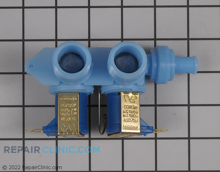 Water Inlet Valve WP22002360 Alternate Product View