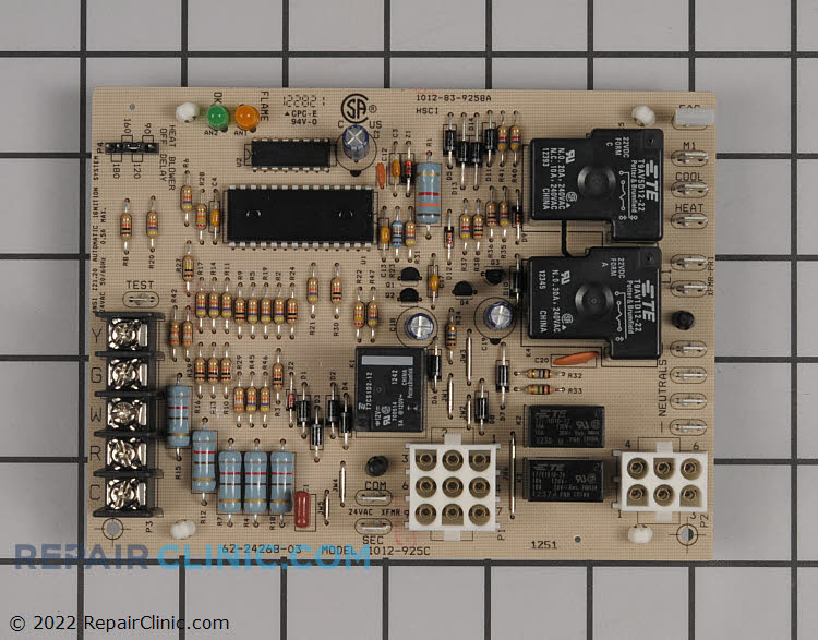 Control Board 62-24268-03 Alternate Product View