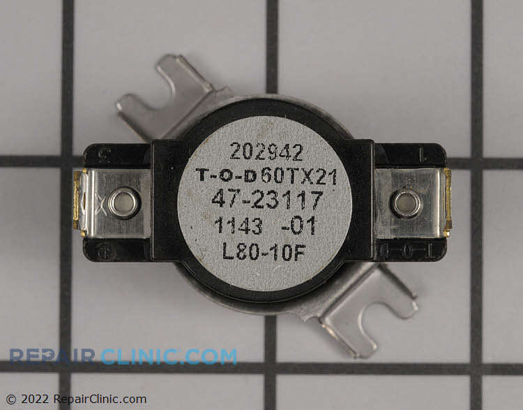 Limit Switch 47-23117-01 Alternate Product View