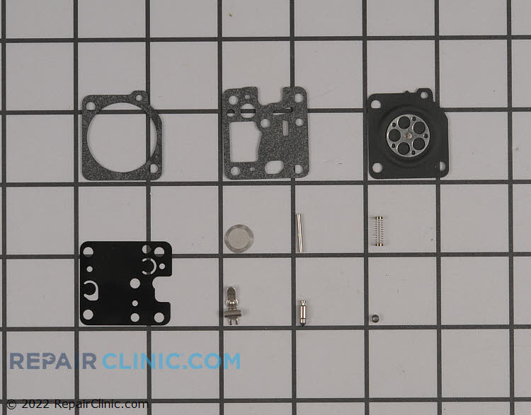 Zama carburetor rebuild/repair kit. If the carburetor is clogged, the engine won't get enough fuel. As a result, the engine may not start or may run rough. It is often possible to repair the carburetor if it is clogged.
