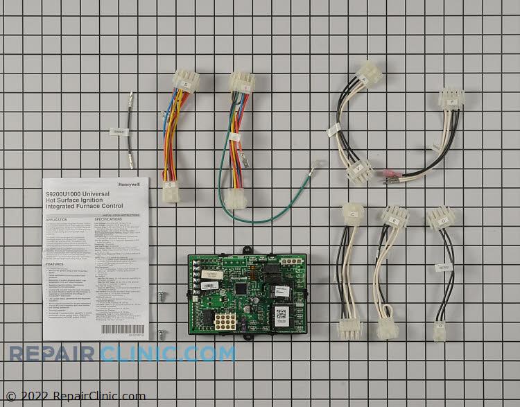 Control Board S9200U1000 Alternate Product View
