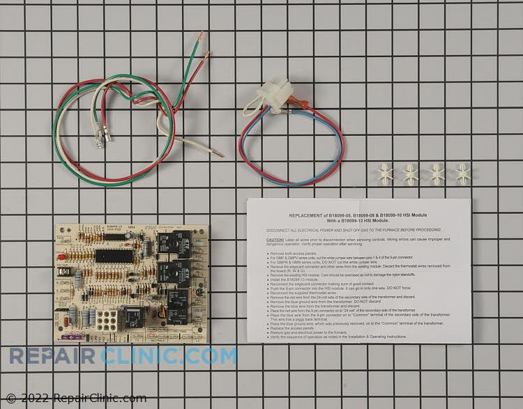 Furnace Control Board