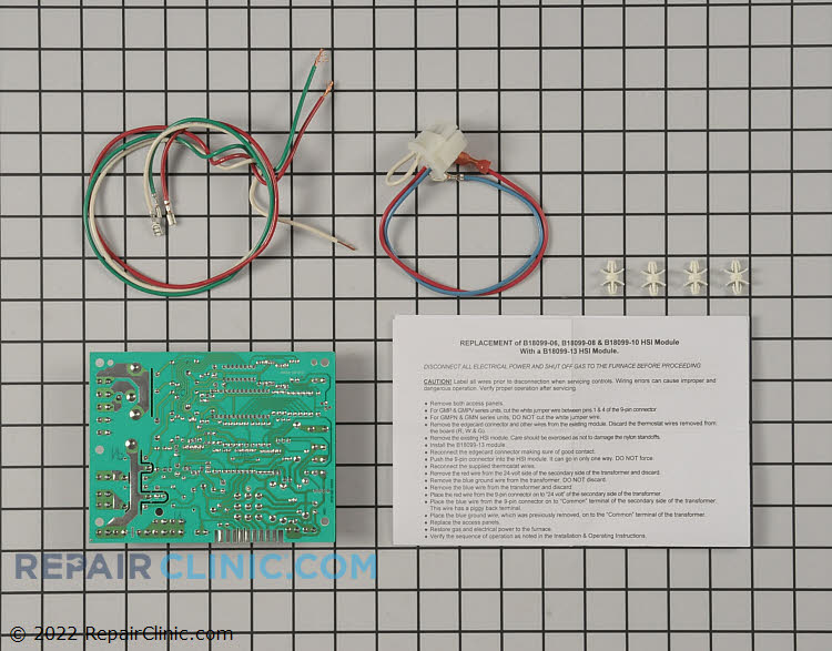 Control Board B1809913S Alternate Product View
