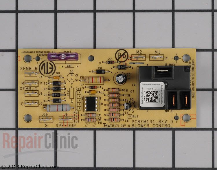 Relay Board PCBFM103S Alternate Product View