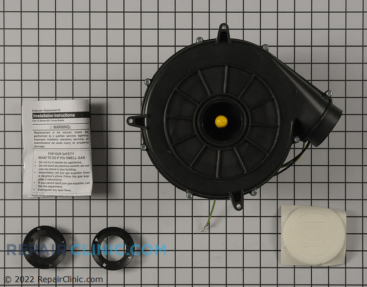 Draft Inducer Motor 903962 Alternate Product View