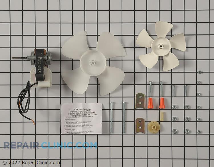 Fan Motor C01670 Alternate Product View