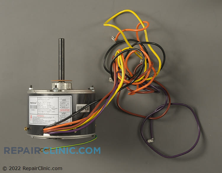 Fan Motor 51-23055-11 Alternate Product View