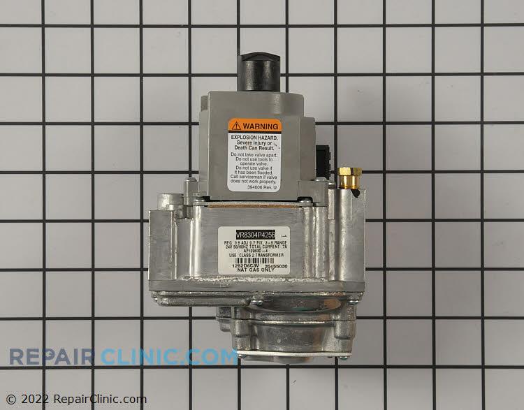 Natural gas valve, 24 volts