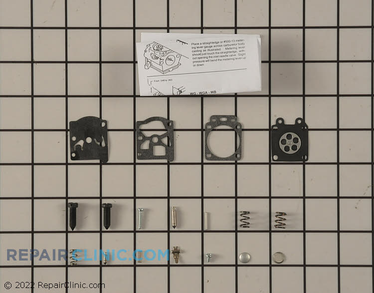 Carburetor Repair Kit 530069826 Alternate Product View