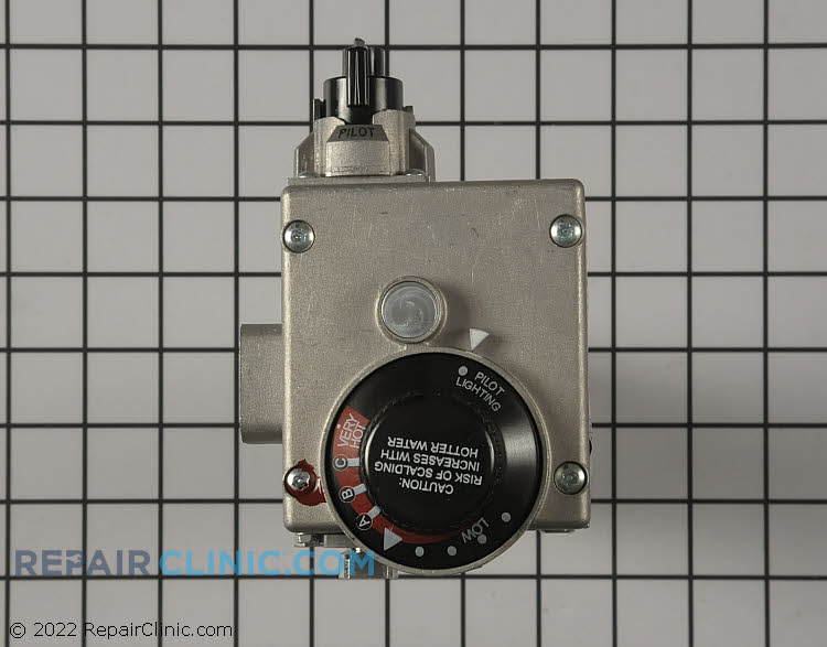 Gas Valve and Thermostat Assembly 9004703105 Alternate Product View