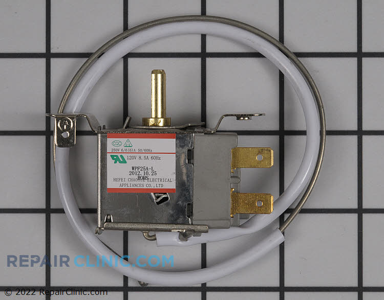 Temperature Control Thermostat RF-7350-159 Alternate Product View