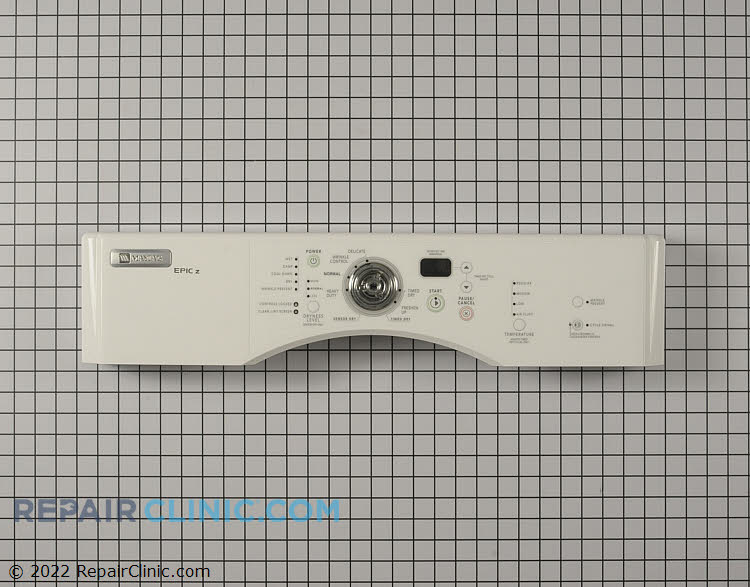 Touchpad and Control Panel WPW10117384 Alternate Product View