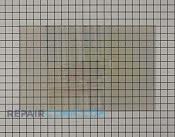Glass Panel - Part # 589341 Mfg Part # WP4449257