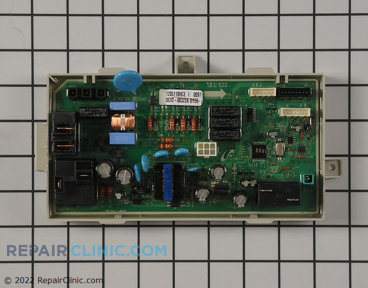 Main Control Board DC92-00322A Alternate Product View