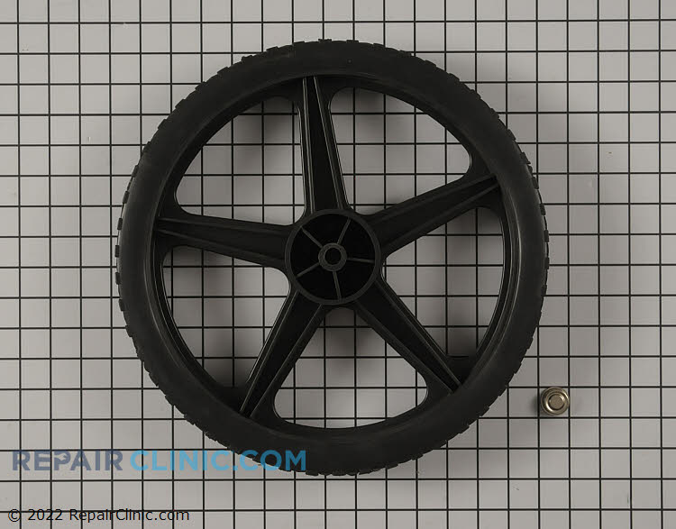 Wheel Assembly 193548GS Alternate Product View