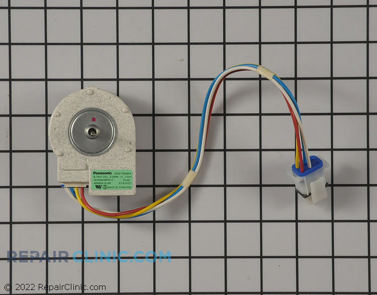 Evaporator Fan Motor WR60X10185 Alternate Product View