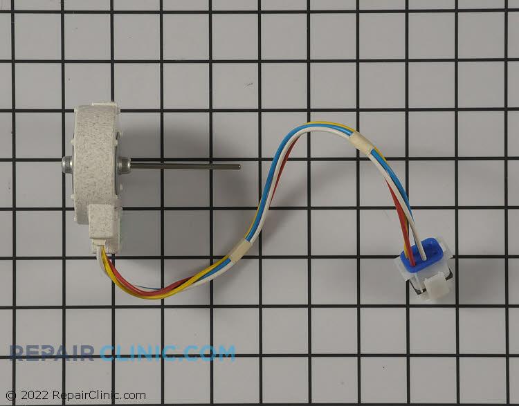Evaporator Fan Motor WR60X10185 Alternate Product View
