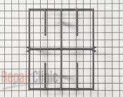 Burner Grate - Part # 1201783 Mfg Part # WP9761557CB