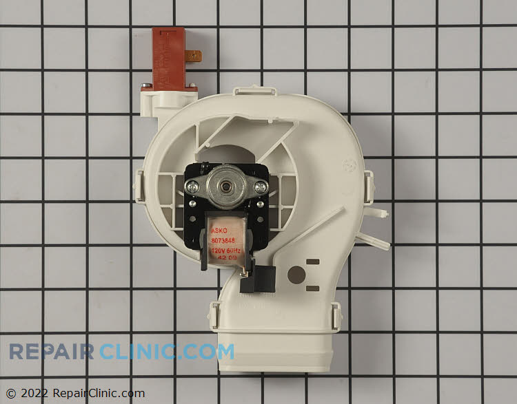 Fan Motor 8084418 Alternate Product View
