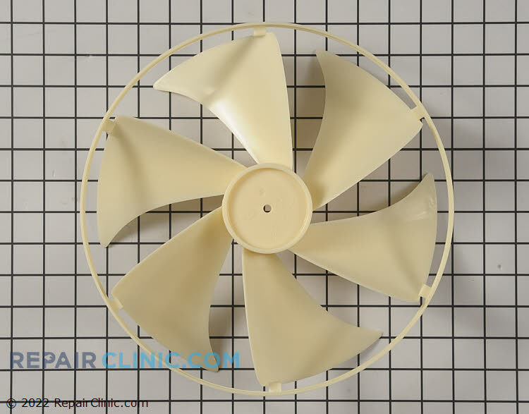 Fan Blade DB67-00014A Alternate Product View