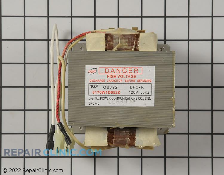 Microwave High Voltage Transformer 6170w1d052z Fast