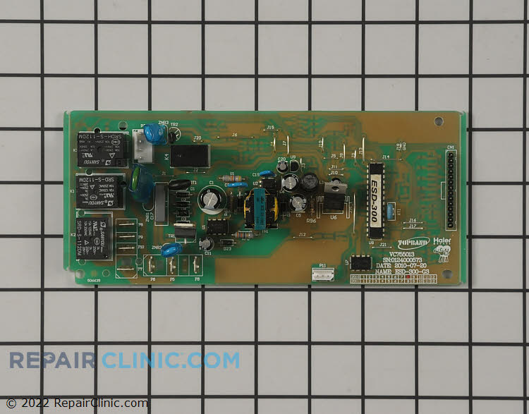 Main Control Board DW-0668-13 Alternate Product View
