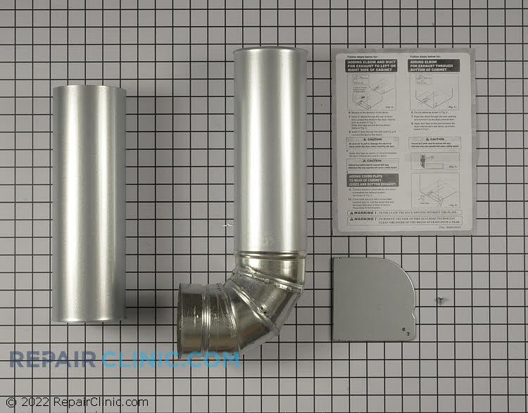 Side Venting Kit Part 2400642 Mfg 383eel9001l