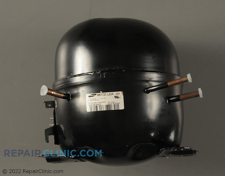 Compressor MK172CL2UA/ASH  Alternate Product View
