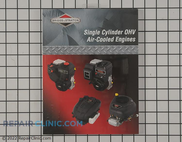 Repair Manual 276781 Alternate Product View