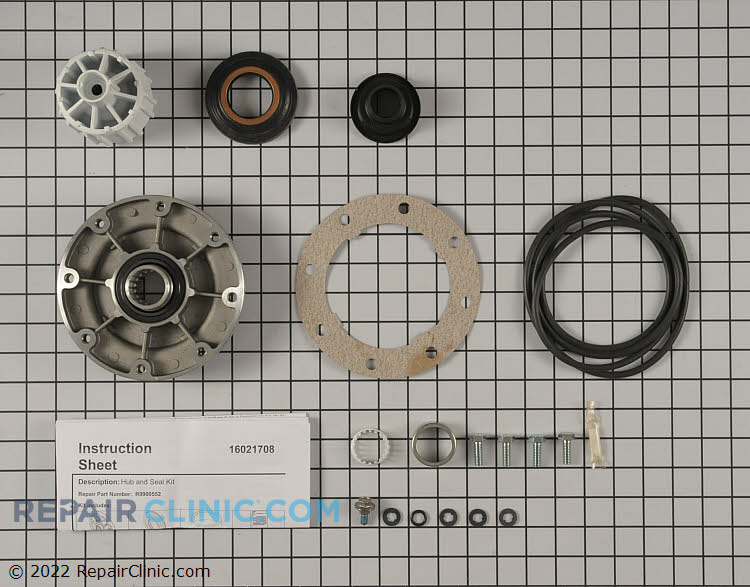 Tub Seal and Bearing Kit R9900552 Alternate Product View