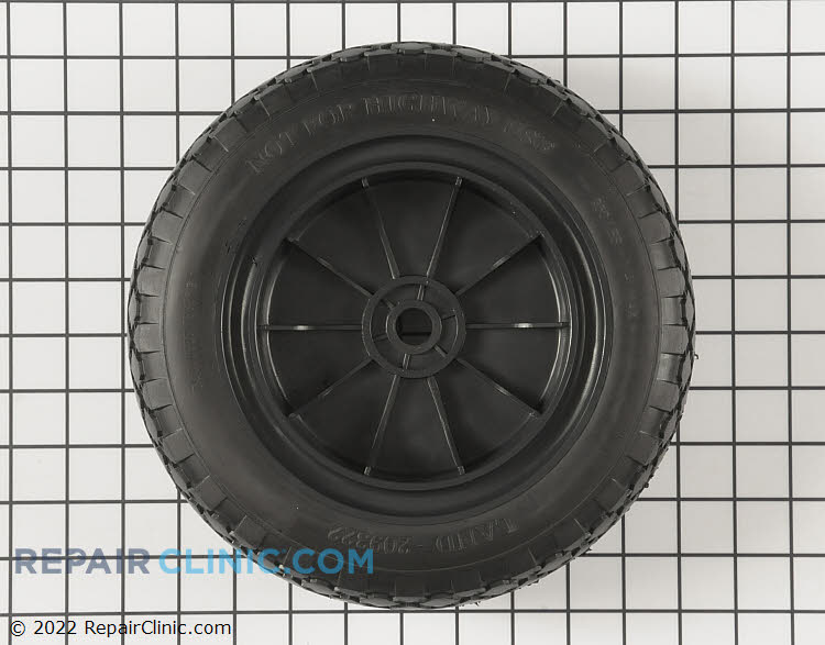 Wheel 209322GS Alternate Product View