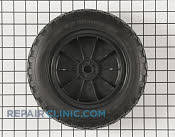 Wheel - Part # 1966179 Mfg Part # 209322GS