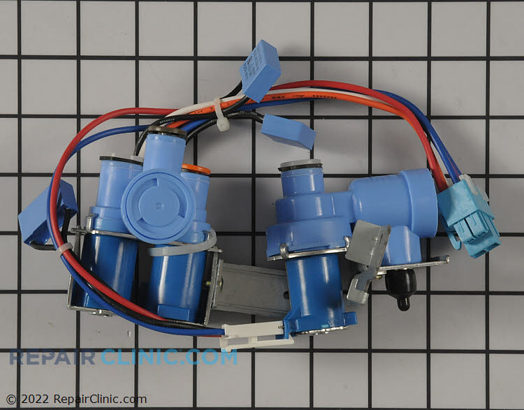 Water Inlet Valve AJU34125533     Alternate Product View