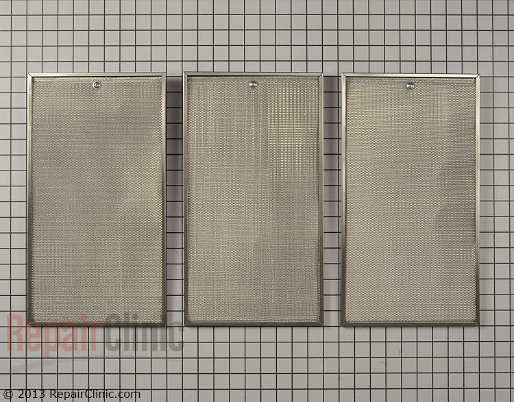 Grease Filter WB02X10396      Alternate Product View