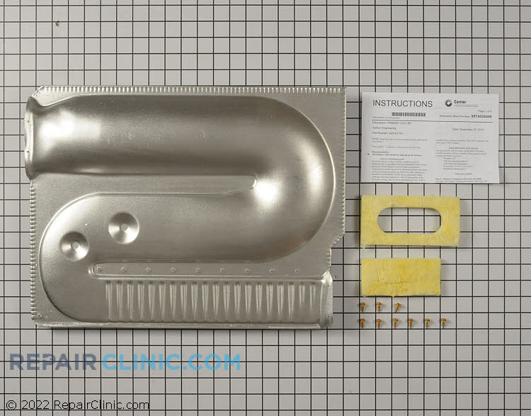 Heat Exchanger 320723-751 Alternate Product View