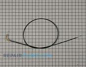 Control Cable - Part # 2400173 Mfg Part # V430004200