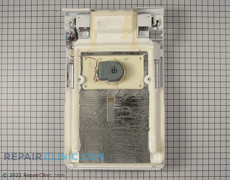 Rear Panel DA97-02427G Alternate Product View