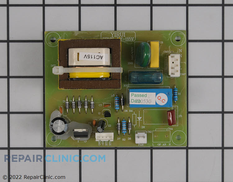Control Board 586.26 Alternate Product View