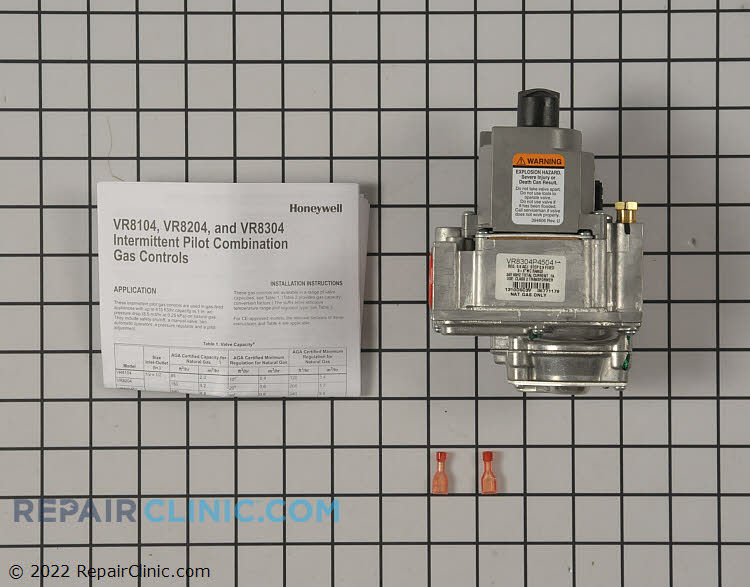 Gas Valve Assembly VR8304P4504 Alternate Product View