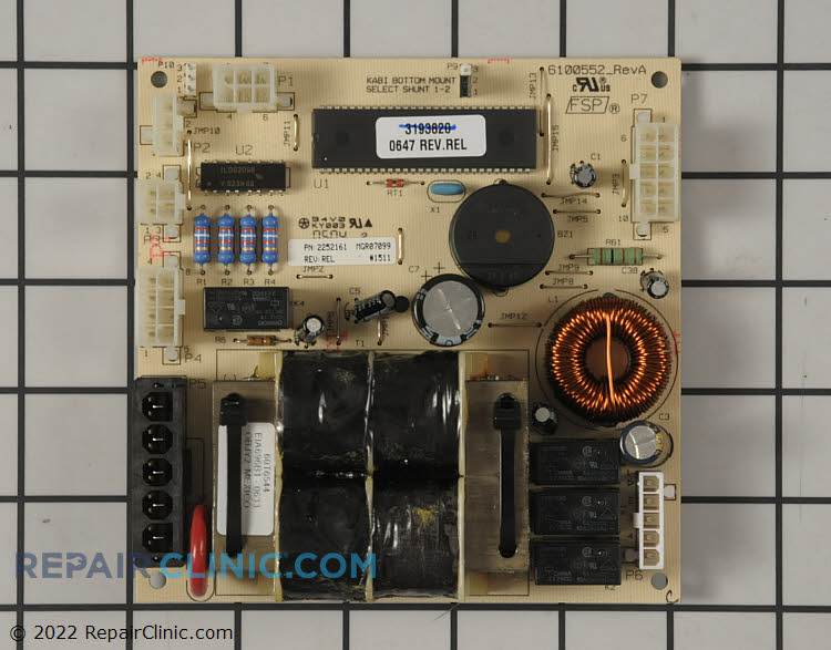 Main Control Board 2252161 Alternate Product View