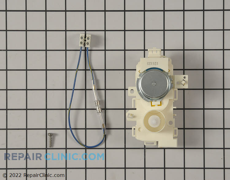Diverter Motor W10155344       Alternate Product View