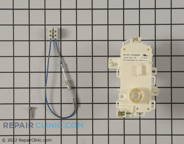 Diverter Motor W10155344