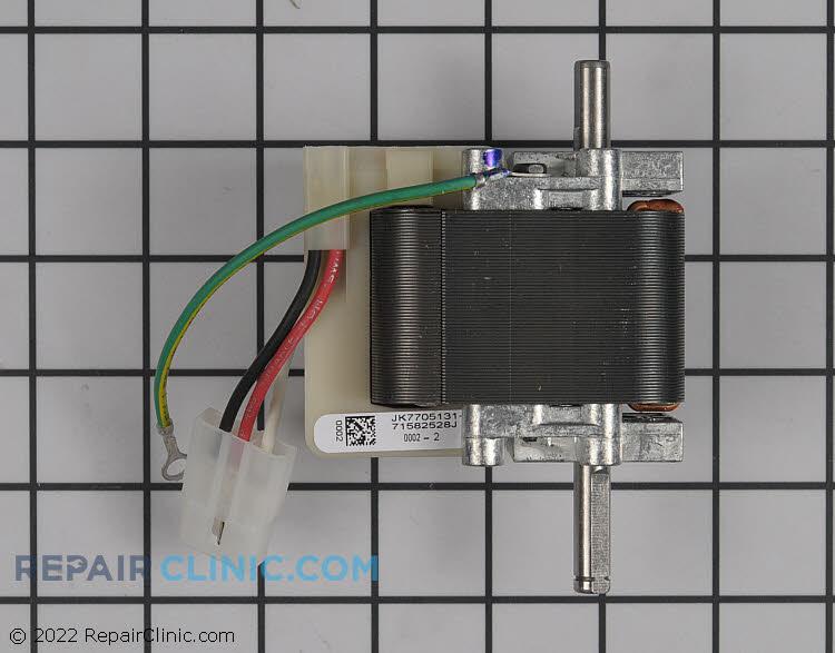 Draft Inducer Motor HC21ZE128 Alternate Product View